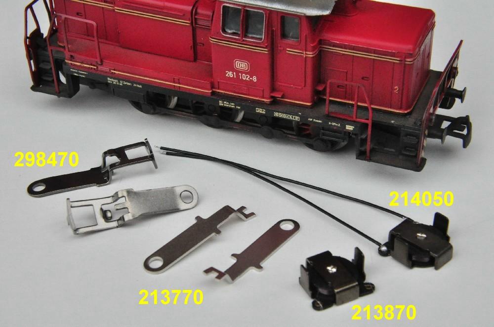 Märklin 214110 Kupplung 3064//3141 und 3149 Spur H0 21376